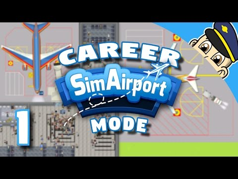 Sim Airport Gameplay - Ep.1 - New Things Are Coming! - SimAi