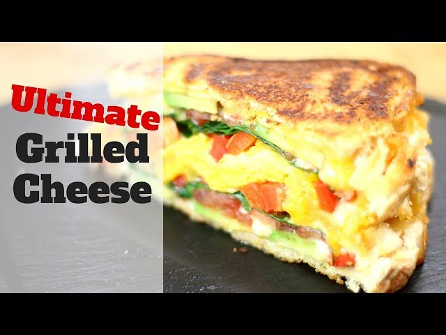 Ultimate Grilled Cheese , Adam Cooks Everything