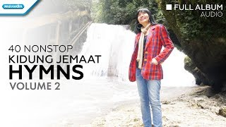 Gambar cover 40 Nonstop Kidung Jemaat Vol.2 HYMNS - Herlin Pirena (Audio full album)