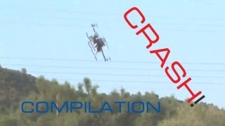 Drone Crash 2018 Compilation