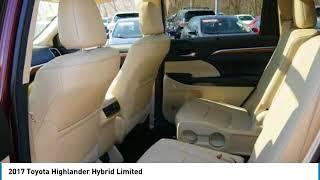 2017 Toyota Highlander Hybrid Limited Maplewood, St Paul, Minneapolis, Brooklyn Park, MN J11446A