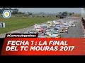 Automovilismo - Fecha 1 - Final TC Mouras