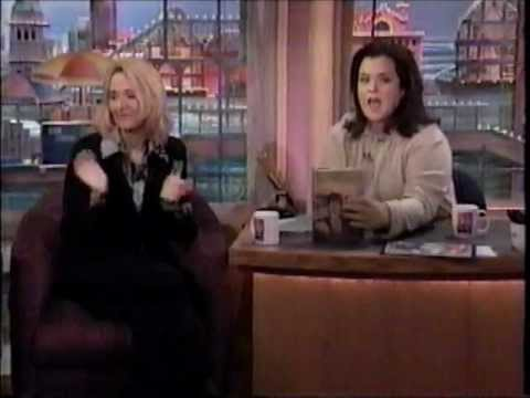 J.K. Rowling on the Rosie O'Donnell  10/18/2000