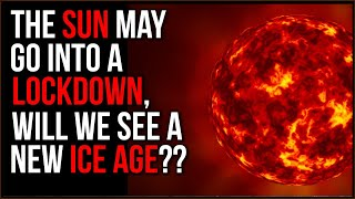 We Might Be Approaching A Mini Ice Age, The Sun Is On Lockdown, Too??