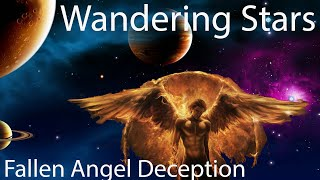 The Planets Lie: Fallen Angels Deception from our Enclosed Flat Earth