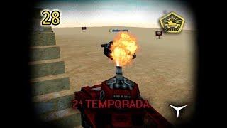 28.Fuego en el desierto (Tanki Online - Temporada 2) // Gameplay