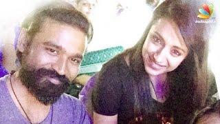 Dhanush - Trisha 'Kodi' official poster announcement | Hot Tamil Cinema News