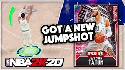 GALAXY OPAL JAYSON TATUM!! 2K GAVE HIM A NEW RELEASE IN NBA 2K20 MyTEAM!!