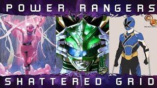 POWER RANGERS: SHATTERED GRID Official Trailer (2018)