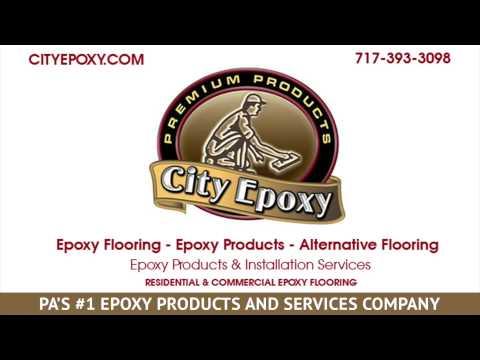 Epoxy Floor Coating Bucks County PA