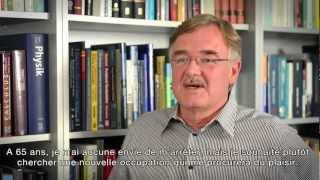 Portrait bernhard brinkhaus - physicien et inventeur