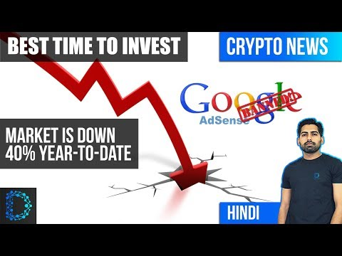 Crypto News – How To Make Best Use Of Crypto Market Sell-off Situation – [ Hindi / Urdu ]