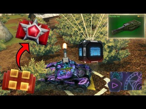 Tanki Online - Tandem Road To Legend #5 - Matrix Kit?!