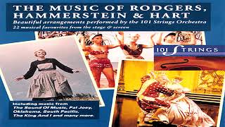 Baixar 101 Strings Orchestra   The Music of Rodgers, Hammerstein & Hart   GMB