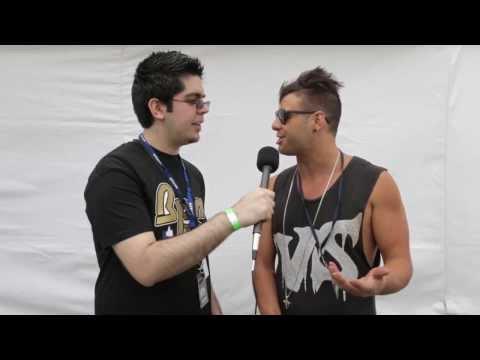 TIMMY TRUMPET Interview - BPM RADIO AUSTRALIA - St Kilda Foreshore Beach Festival