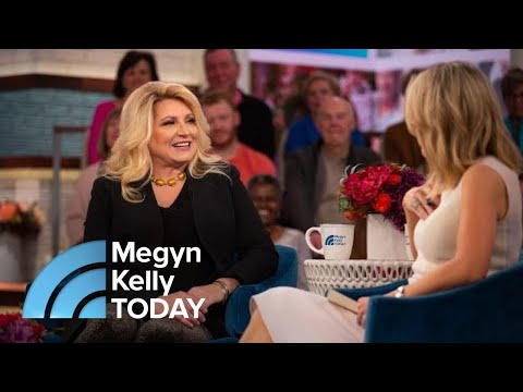 Radio Star Delilah Opens Up About Family And New Book  Megyn Kelly TODAY