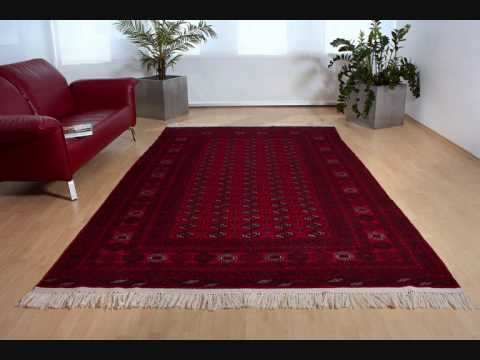 Teppiche Aus Afghanistan Von Www Teppichoase De Youtube