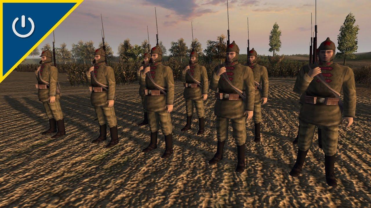 Great War Realism Mod - Men Of War Assault Squad 2 ...