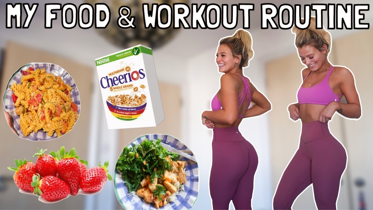 OKAY LET'S CHAT FITNESS.. MY CURRENT WORKOUT ROUTINE & DIET