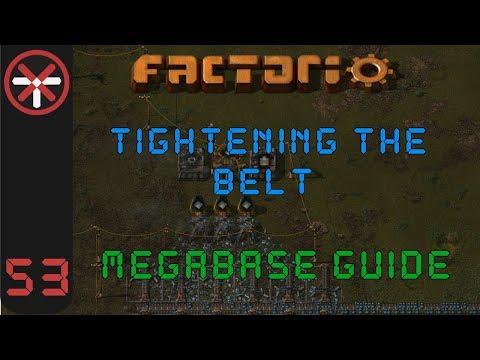 Factorio: Tightening The Belt: Megabase Guide EP53 - DEDICATED OIL BUILD!   Tutorial Gameplay Series
