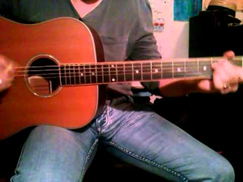 Tout Le Monde Veut Devenir Un Cat (guitare Fingerstyle)