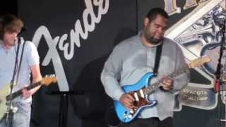 San-Ho-Zay, Kirk Fletcher with Vladimir Rusinov & the Jumping Cats