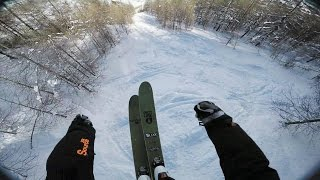 GoPro: Line of the Winter March 2016 Co-winner Léo Taillefer