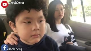 Con trai Tim và Trương Quỳnh Anh càng lớn càng đáng yêu và lém lỉnh