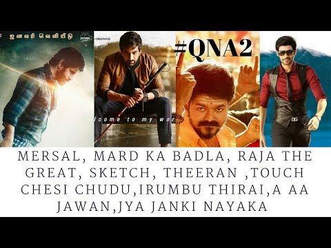 #qna2-mersal,-mard-ka-badla,-raja-the-great,-sketch,-hindi-dub,-upcoming-south-hindi-dub-movies