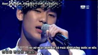 [Vietsub+Kara+Hangul]Dreaming-Kim Soo Hyun (live)