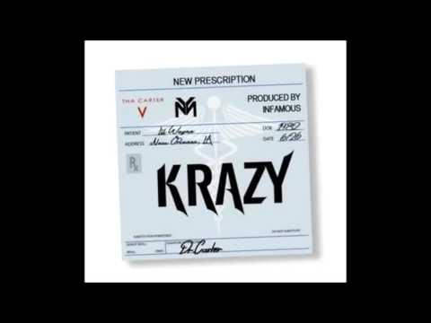 lil wayne krazy audio (bass boosted)