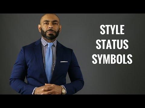 Top 8 Men's Style Status Symbols/Men's Status Symbols