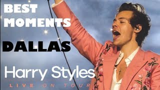 harry styles highlights from dallas tx 2018