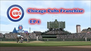 MLB 14 The Show | Chicago Cubs Franchise EP 1