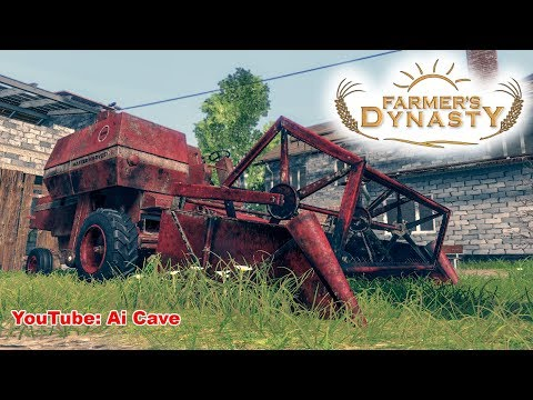 Before You Buy Farmer's Dynasty Early Access Farming Simulator Game - First Look |