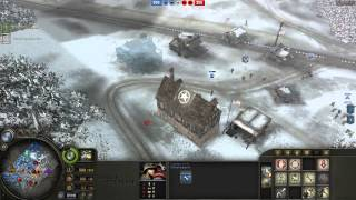 Company of Heroes Battle of the Bulge (Game 10) - My First Time