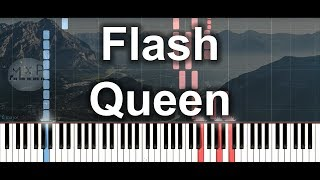 Queen - Flash Piano Cover