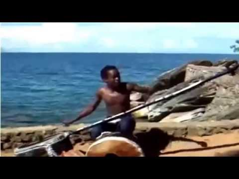 One Man African Band