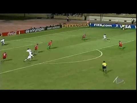 HONDURAS VS HUNGRIA Sept 27, 2009 sub 20