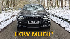 BMW M140i - Running Costs (Fuel, Tyres, Servicing, Insurance)