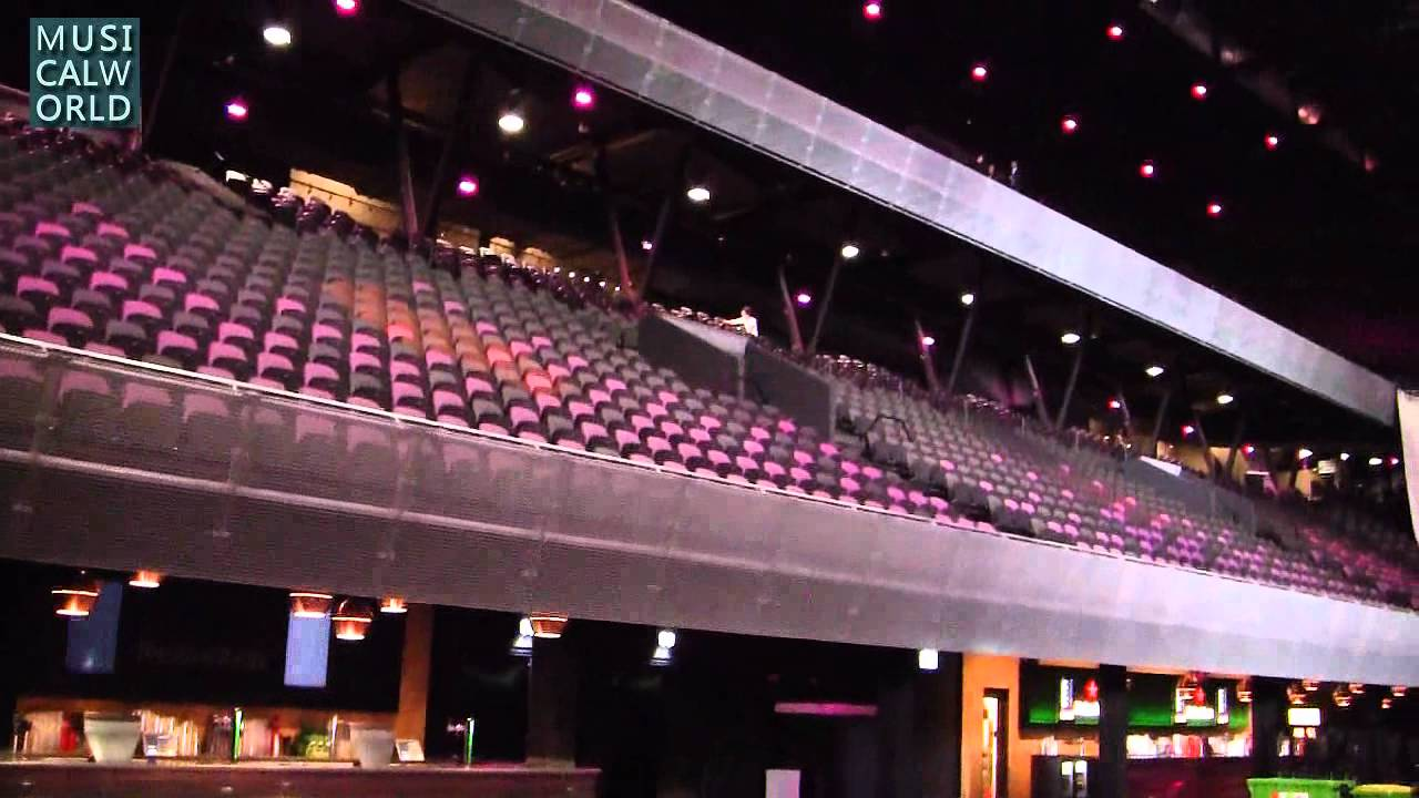 Genoeg Opening Ziggo Dome: BeZiggtiging - YouTube &FR79