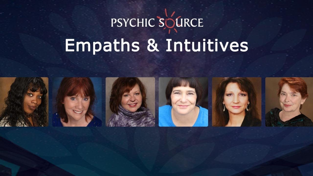 Empaths & Intuitive Psychics from Psychic Source