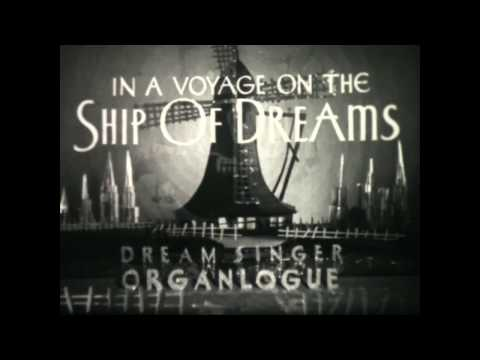 "Ralph Kirbery- "" In A Voyage On The Ship Of Dreams"" (16mm Organlogue, Old Karaoke)- Circa 1930"