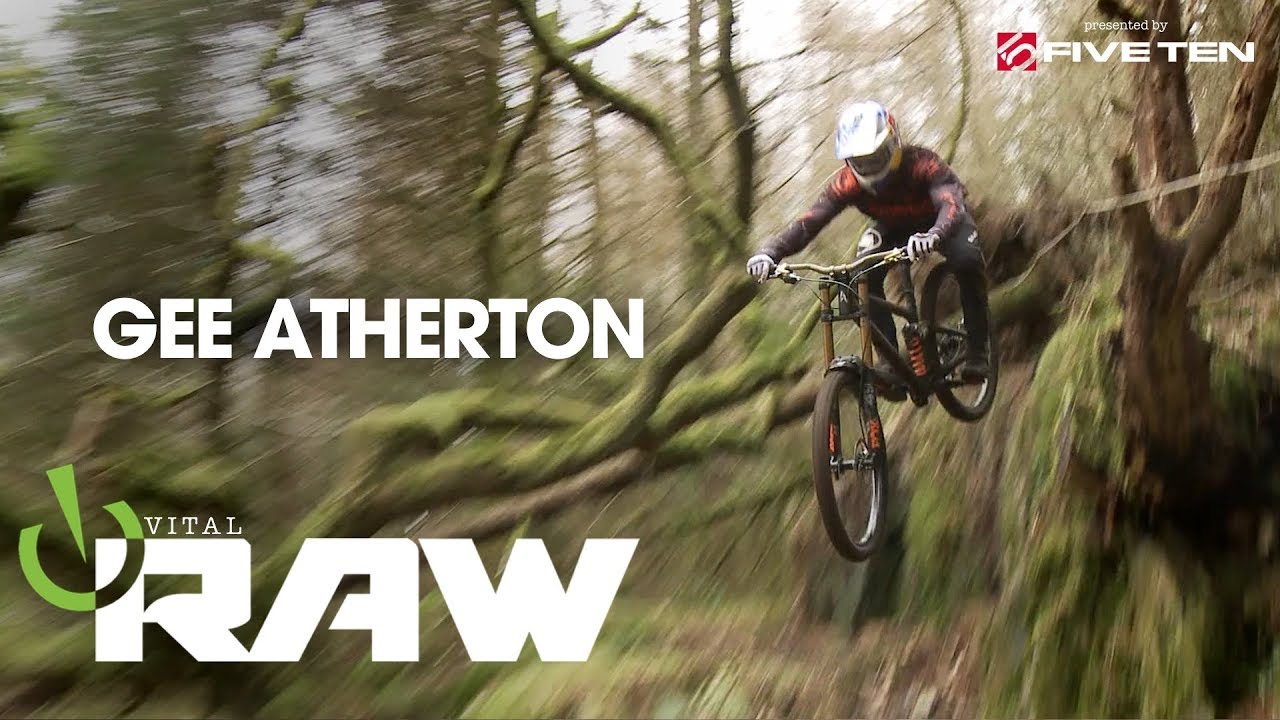 GEE ATHERTON - Vital RAW