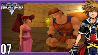 [Kingdom Hearts II Abrégé] Épisode 07