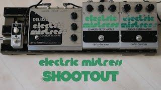 Ultimate Electric Mistress Shootout
