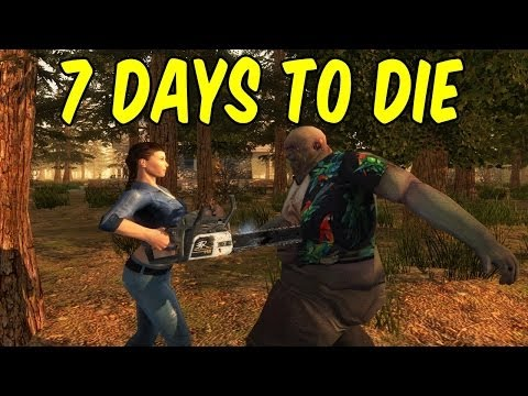 7 Days To Die Gameplay Trailer PS4 E3 2016 from YouTube · Duration:  1 minutes 37 seconds