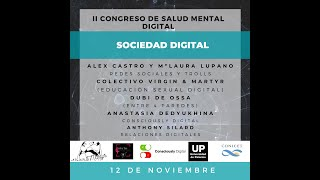 Sociedad Digital - II Congreso en Salud Mental Digital