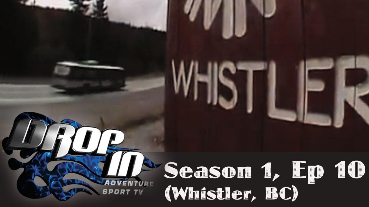 Drop In TV, Season 1 Ep  10 (the original mountain bike TV series) FULL  EPISODE