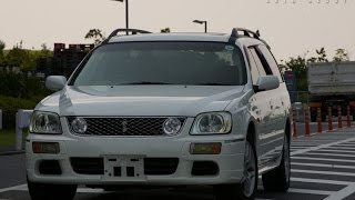 Test Drive - 1999 Nissan Stagea 2.5T-RS